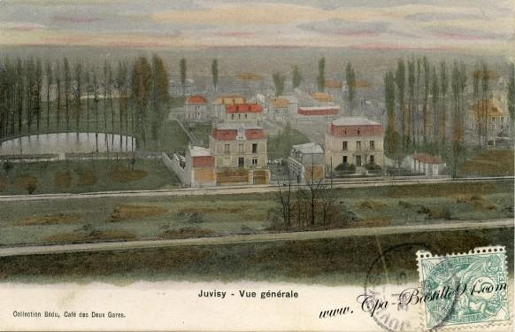 Juvisy-Vue-Générale