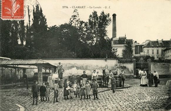 Clamart-Le Lavoir