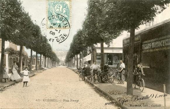 Corbeil-Rue-Feray