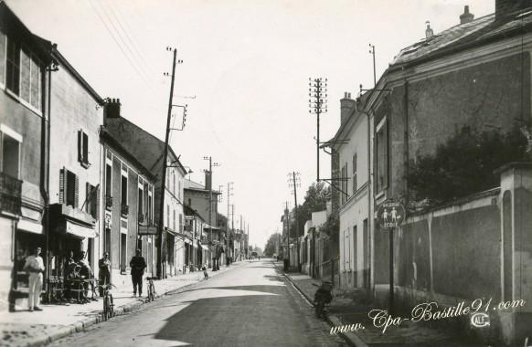 Carte-Postale-Ancienne-Saint-Michel-rue de Montlhéry
