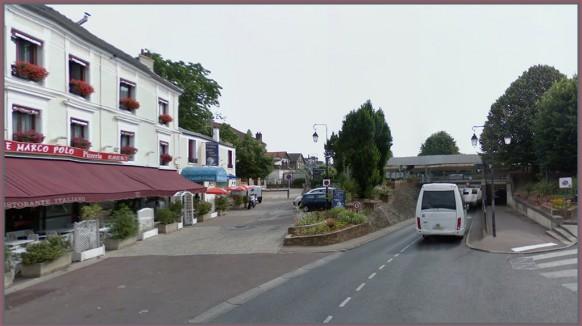 Saint-Michel-sur-Orge-dhier-à-Aujourdhui-Le-passage-à-Niveau