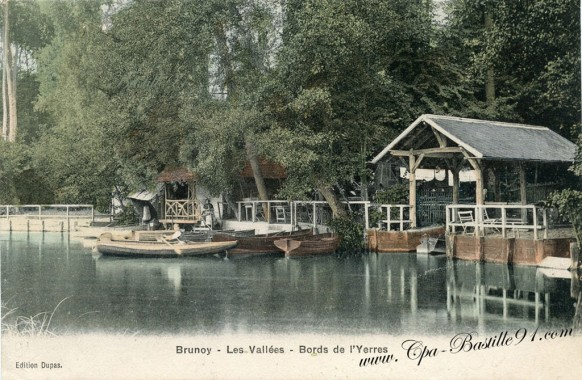 Brunoy - Les Vallées - Les Bords de l'yerres