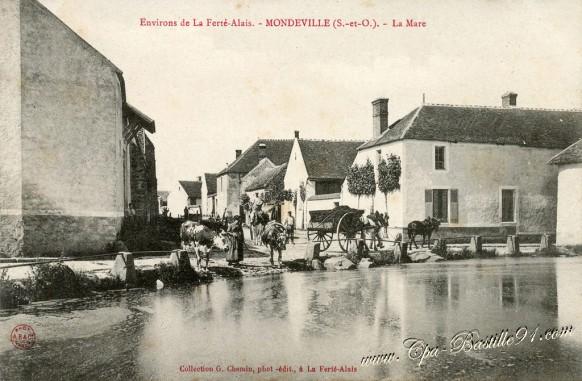 Mondeville-La Mare