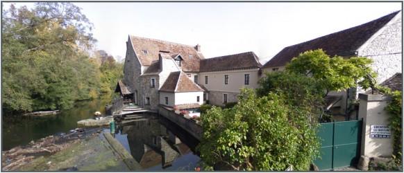 Le Moulin- de Varennes-Jarcy100 ans après