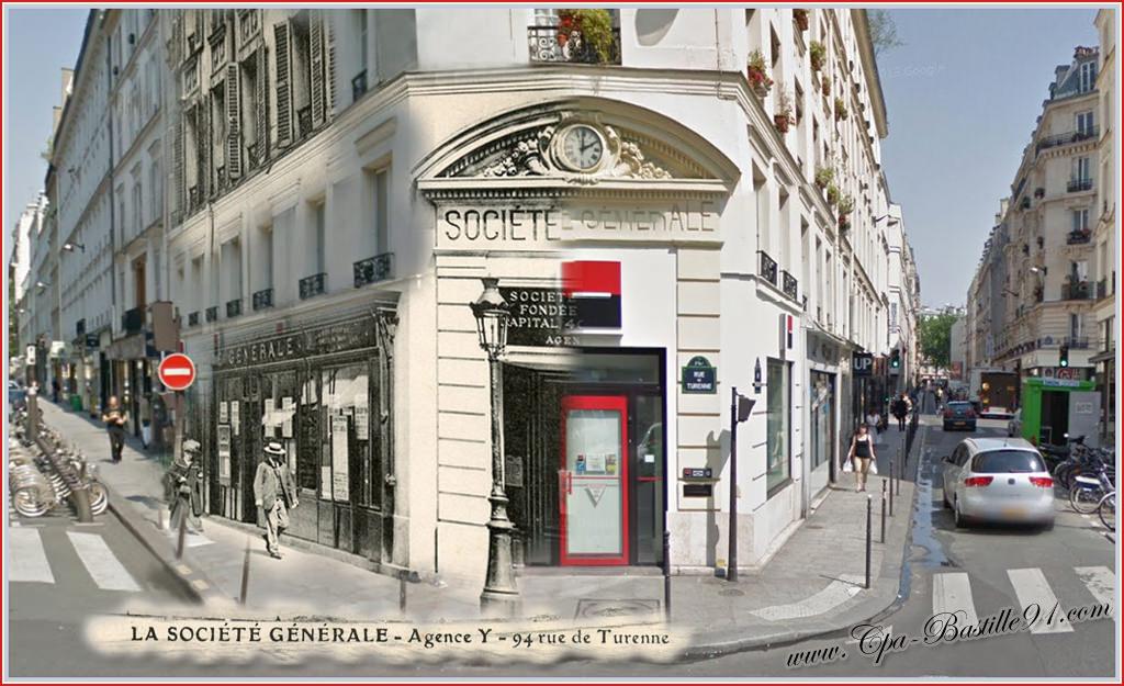 La Soci U00e9t U00e9 G U00e9n U00e9rale  U2013 Agence Y  U2013 94 Rue De Turenne  U2013 Paris