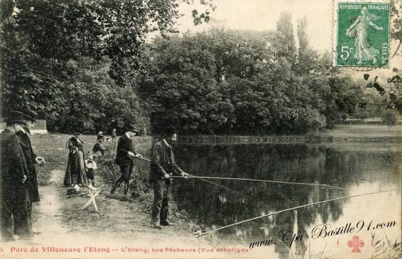 Parc-de-villeneuve-lEtang-les-Pêcheurs.