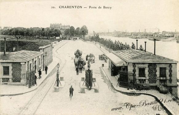 Charenton -Porte de Bercy