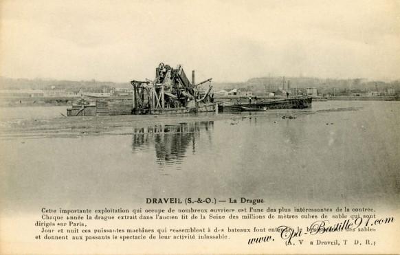 Draveil-La Drague