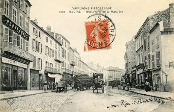 Issoire-Boulevard-de-la-Manlière