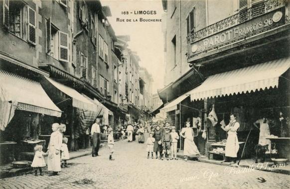 Limoges-Rue-de-la-Boucherie