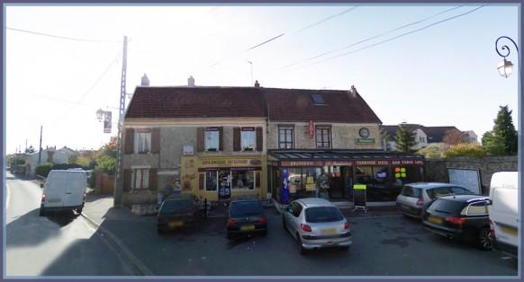 Plessis-Chenet-Le-Coudray-Montceaux-Bureau-de-Tabacs-dhier-à-aujourdhui