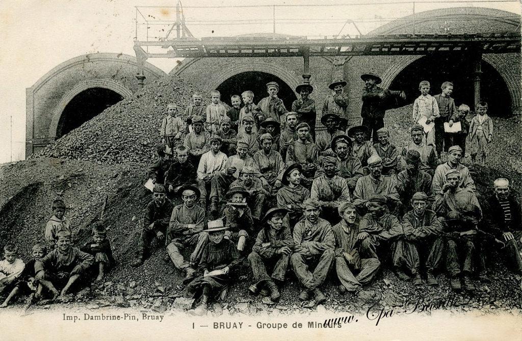 Mineurs cartes postales anciennes page 2 - Bassin recreatif ancienne lorette calais ...