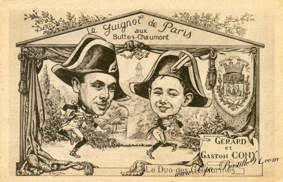 Le-Guignol-de-Paris-aux-Buttes-Chaumont-Gerard-et-Gaston-Cony