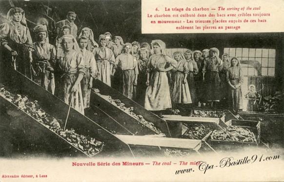 Mineurs-Le-triage-du-Charbon