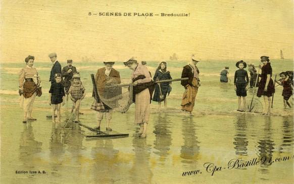 Scenes-de-plages-Bredouille