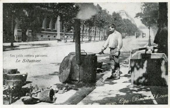 Les-Petits-Métiers-Parisiens-Le-Bitumier