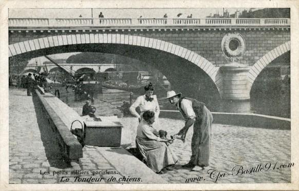 les-Petits-Metiers-Parisiens-Le-Tondeur-de-Chiens