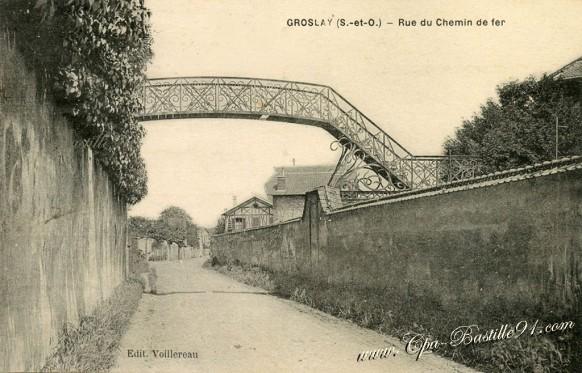 Groslay Rue du Chemin de Fer