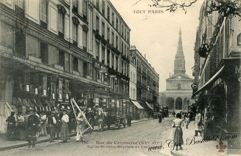 Glise cartes postales anciennes page 4 for Chambre de commerce marseille rue sainte victoire
