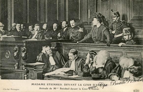 Madame-Steinheil-devant-la-cour-dassises-Attitude-de-M-Steinheil-devant-la-cour-dassises