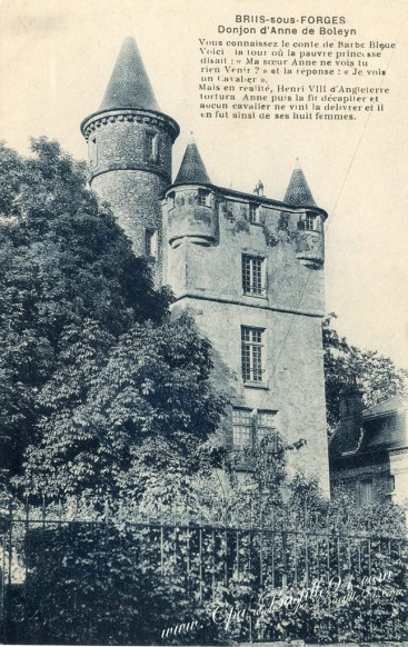 Briis-sous-Forges-Donjon-d'Anne-de-Boleyn
