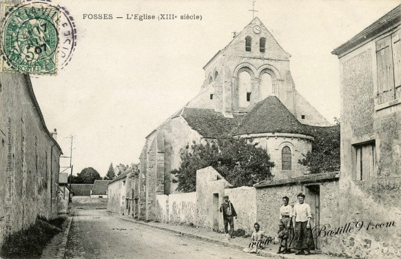 Fosses- l'Eglise