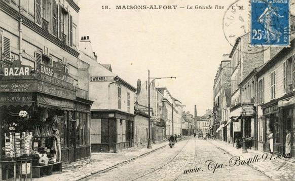 Maisons-Alfort - La Grande Rue