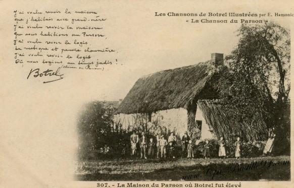 Les chansons de Botrel illustrée - La Chanson du Parson -