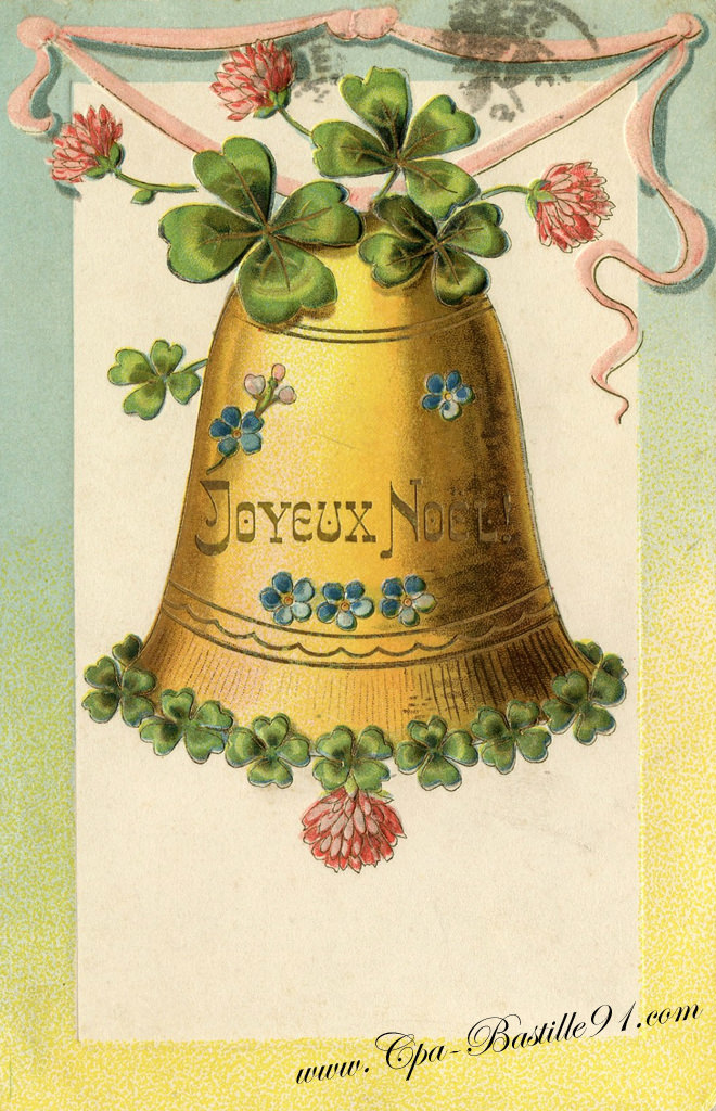 Joyeux no l cartes postales anciennes - Cartes de noel anciennes ...
