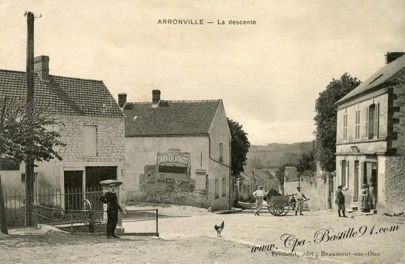 Arronville-La-Descente