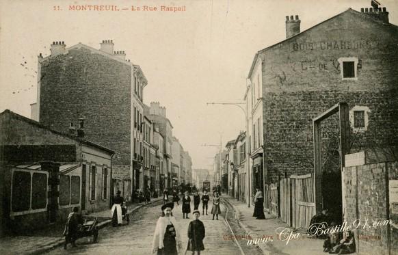 Montreuil-La-rue-Raspail