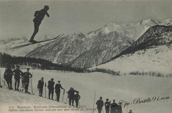 Briançon-concours-international-de-ski-1907