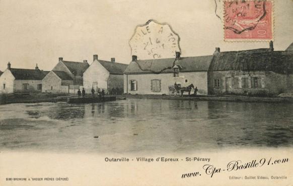 Outarville-Village-dEpreux-St-Péravy
