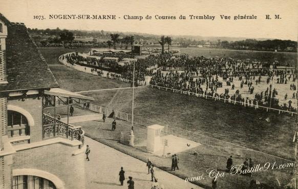Nogent-sur-marne-Champ-de-courses-du-Tremblay-vue-generale