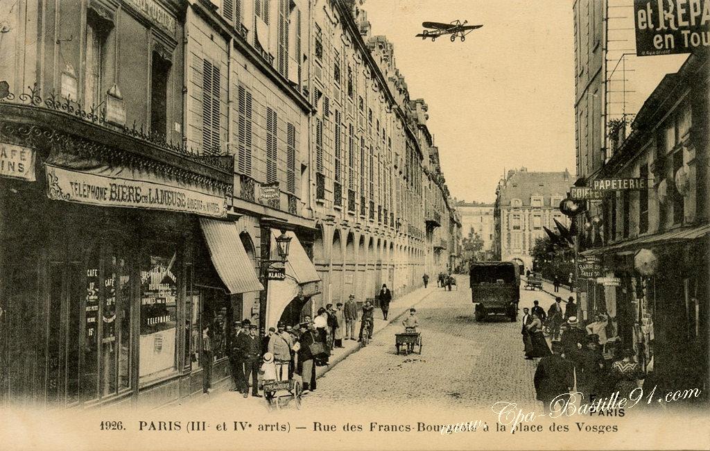 Luneville Cafe De Paris Image D Archives