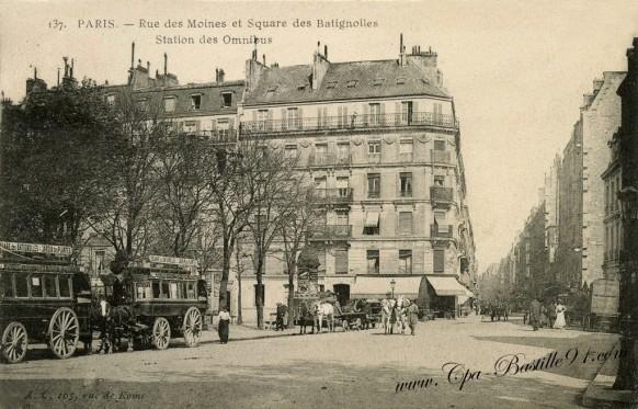 Rue-des-Moines-et-Square-des-Batignolles-Station-des-Omnibus