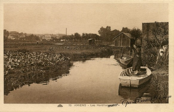 Amiens-Les-Hortillonages