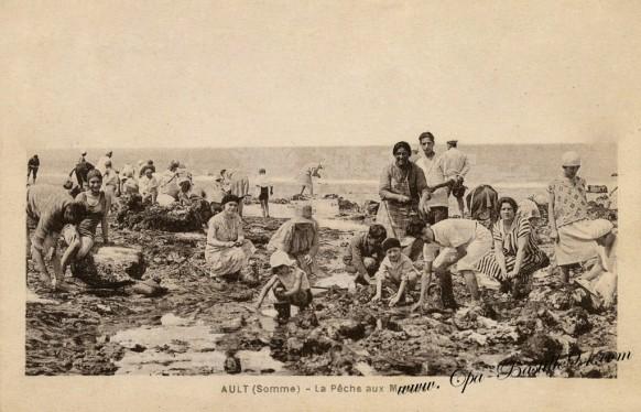 Ault-La-Pêche-aux-Moules.