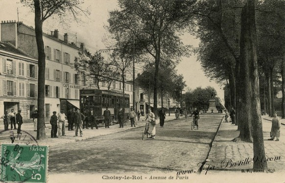 Choisy-le-roi-Avenue-de-Paris