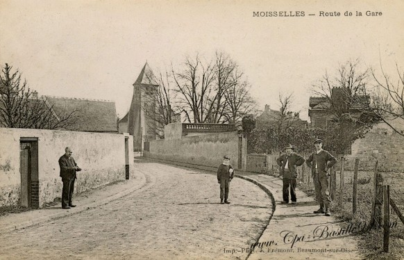 Moisselles-Route-de-la-Gare
