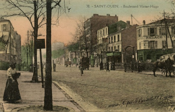 Saint-Ouen-Boulevard-victor-Hugo