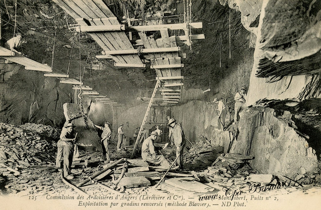 mines | Cartes Postales Anciennes