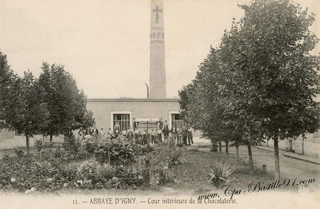 Abbaye Notre-Dame d Igny pdia