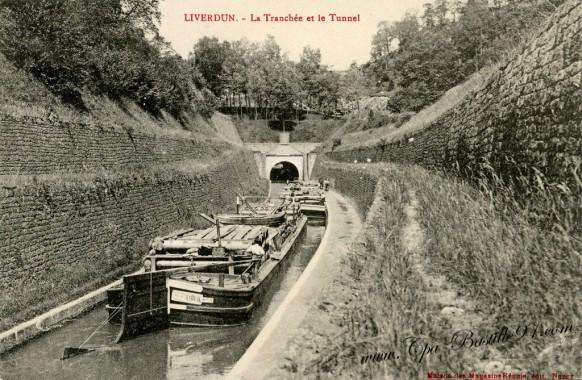 Liverdun-La-Tranchée-et-le-Tunnel