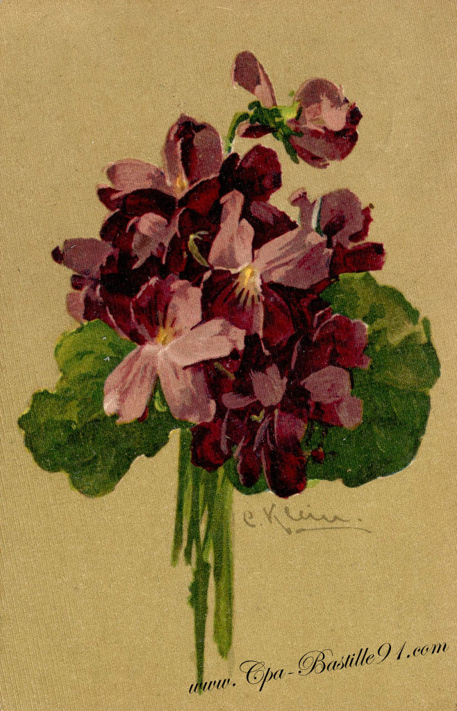 Fleurs cartes postales anciennes page 3 for Fleurs vente