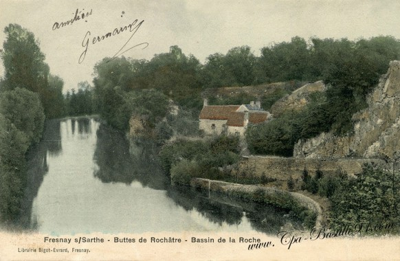 Fresnay-sur-Sarthe-Buttes-de-Rochâtre-bassin-de-la-Roche