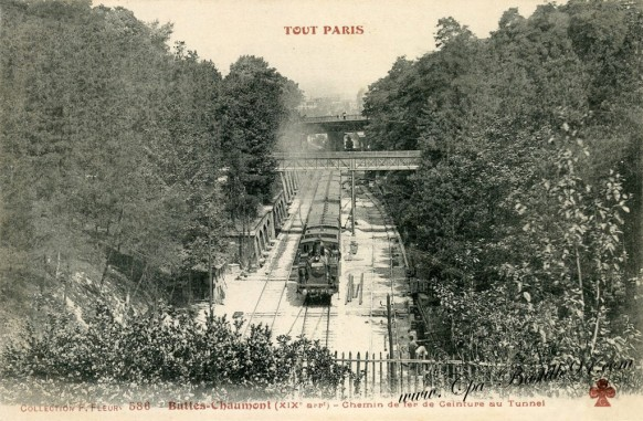 Tout-Paris-Buttes-Chaumont-chemin-de-fer-de-ceinture-au-tunnel.