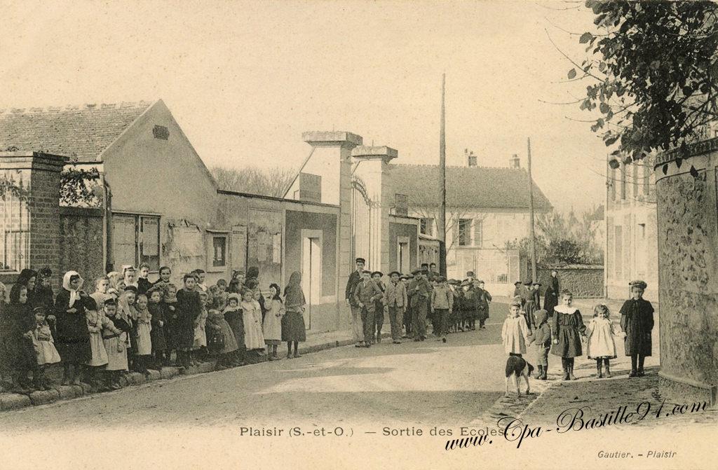 Plaisir France  City pictures : Plaisir ile de France | Cartes Postales Anciennes