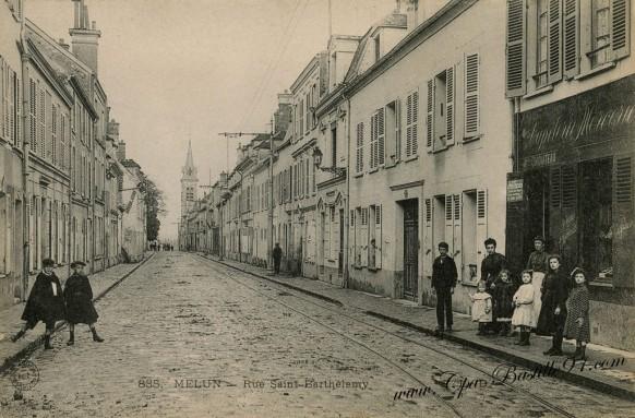 Melun-Rue-saint-Barthélémy