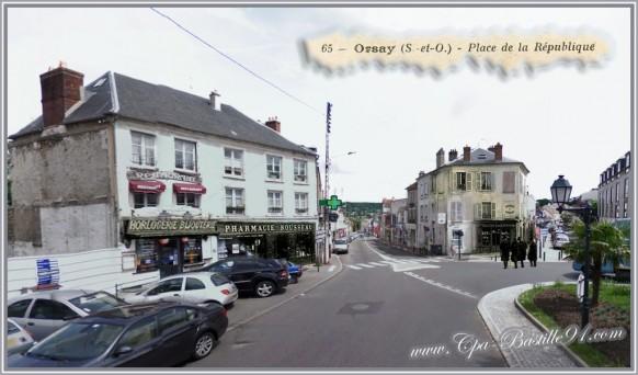 Orsay-Place-de-la-République-dhier-à-aujourdhui